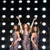 Beyoncé Knowles, Sharon Leal & Anika Noni Rose