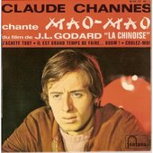 Claude Channes chante Mao-Mao, Fontana 1967