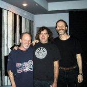 Steve Roach, Byron Metcalf & Mark Seelig