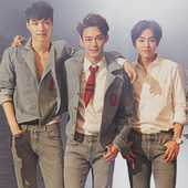 EXO-M - LOVE ME RIGHT (REPACKAGE)