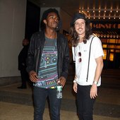Shwayze and Cisco. Indie Style