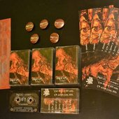 Bretus - In Onirica TAPE release by The Arcane Tapes.