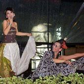 Puspa and Dancer at ViAiPi