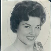 1965 Headshot Miss Oklahoma 1958 Singer Anita Bryant Wire Photo