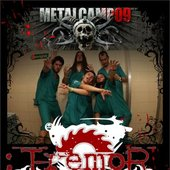 vote for :tremor on metalcamp'09