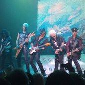Scorpions und die Berliner Ph