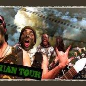 Kalashnikov (PT) - Nigerian Tour