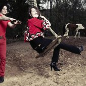 The White Stripes.