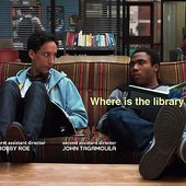 Troy & Abed