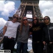 Shinedown Paris 2009