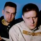 Paul and Shaun Ryder, 1991