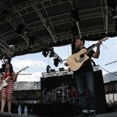 La banderville Vive latino 2010