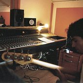 Hamid at Avalanche Studio, 2004