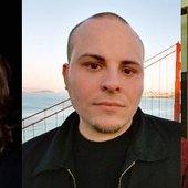 Mark Griskey, Jesse Harlin & Gordy Haab