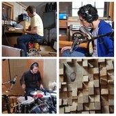 Joensuu Studio - Recording