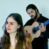 Vitor Santana e Mariana Nunes