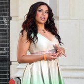 Jordin Sparks - One Step At A Time (video shoot)