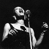 Billie Holiday with Louis Armstrong and Sy Oliver and His Orchestra