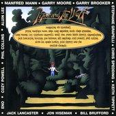 Progressive rock musicians play S. Prokofiev