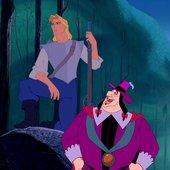 David Ogden Stiers & Mel Gibson