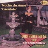 """Luis Perez Meza """"Hijo"""""""