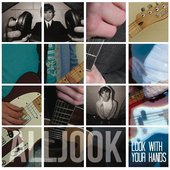 album cover - look with your hands