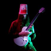 Buckethead Performing at Mishawaka