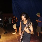 Marcelo, Wagner e Felipe - Tabira Rock 2006