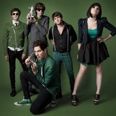 Cobra Starship, Katy Perry, Taylor Swift, NeYo & Russel Brand