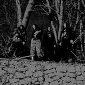 Nuclearhammer as a 4 piece. 2012. L to R Impugnor, Axaazaroth, Abyssious, Doomhammer.