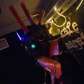 Sputnik Booster @ kafe marat