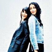 Géraldine Nakache & Leïla Bekhti