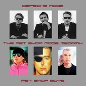 Depeche Mode vs Pet Shop Boys