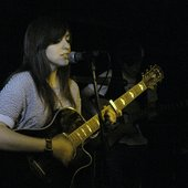 Kate McGill live at The Flapper