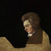 Mozart, by Joseph Lange