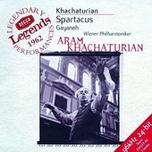 Aram Khachaturian: Vienna Philharmonic Orchestra