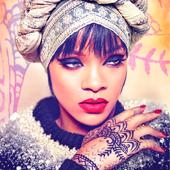 Rihanna - Harper's Bazaar Arabia PNG