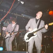 The Boo Radleys at Riverside, Newcastle - 05.10.1993