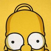 Lady Gaga ft. Homer Simpson