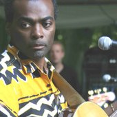 Kristo à Afrikafest Hertme
