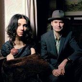 PJ Harvey (and John Parish)