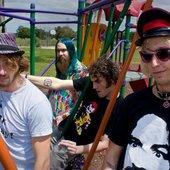 'Spunge' 2012 (L-R Dayne, Loki, Mick and Ben)