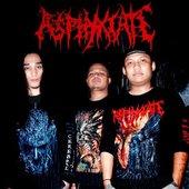 Asphyxiate