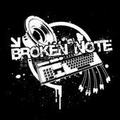broken note logo