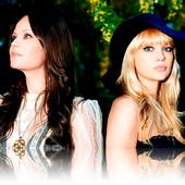 The Pierces - Photoshoot (PNG)