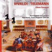 Vivaldi: Oboe Sonata In C Minor RV 53: Allegro