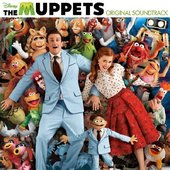 The Muppets, Amy Adams, Andrew Walter, Jason Segel & Chris Cooper