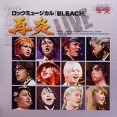 Rock Musical BLEACH Saien - Live