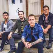 Yellowcard NEW PRESS PHOTO 2014 HQ PNG