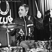Dave Roper, drums